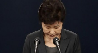 South Korea's Park Geun-hye indicted on corruption charges