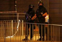 Suicide bombing brings tragic twist to UK election