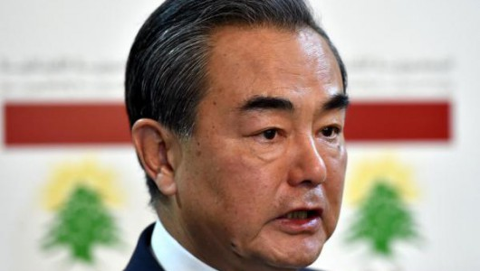 China's top diplomat: Syrian, other refugees should 'go home'