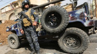 Islamic State counterattacks west Mosul areas captured by Iraq