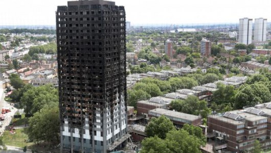 U.S. company stops sales of panels used for Grenfell Tower cladding