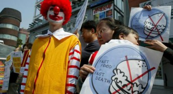 South Korea mom: Daughter sickened by McDonald's Happy Meal