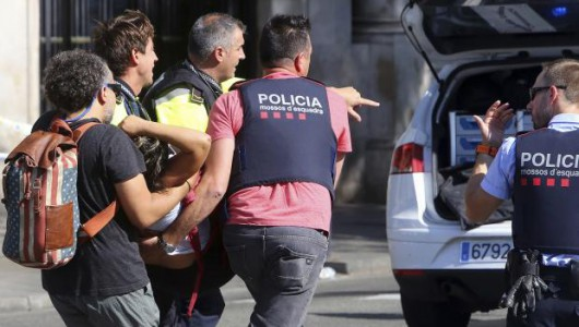 Barcelona attack mirrors Isis' repeated calls for massacres in Europe using vehicles