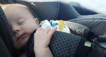 Study shows more infants, toddlers placed in car seats correctly