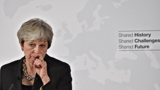 Not so fast, Theresa – EU seeks divorce terms to stay friends