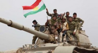 Iraqi Kurds send reinforcements to Kirkuk amid army 'threats'