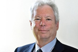 Richard H. Thaler won the 2017 Nobel Prize in Economic Sciences on Monday for his work in integrating psychology and economics. File Photo by Carsten Rehder/EPA.