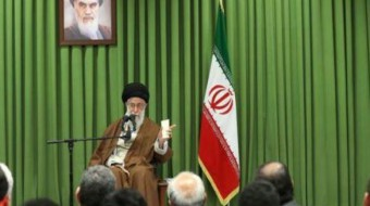 Iran's Khamenei threatens to 'shred' nuclear deal, blasts 'foul-mouthed' Trump