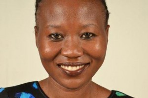 Roselyn Akombe resigned from her position as commissioner of Kenya's Independent Electoral and Boundaries Commission. Photo courtesy of Kenya IEBC/Facebook
