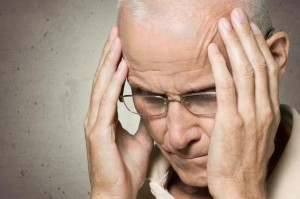 Research shows a link between migraine frequency and anxiety or depression. Photo by BillionPhotos.com/Shutterstock