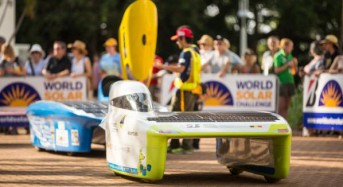 World Solar Challenge kicks off in Australia