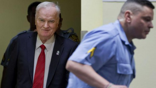 'Butcher' Mladic gets life in prison for crimes, genocide during Bosnian War