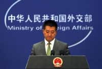 China denounces new U.S. sanctions on North Korea