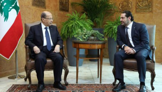 Lebanese PM Hariri rethinking decision to resign