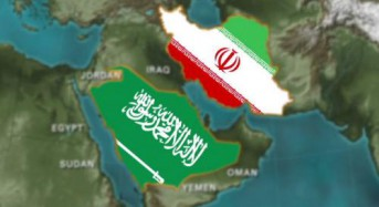 Saudi Arabia and Iran with ballistic talks