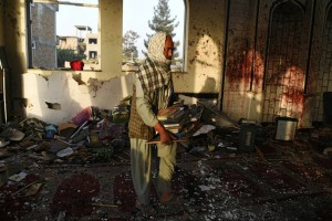 IS has carried out multiple devastating attacks in the capital Kabul, including a deadly suicide bombing at the city's Imam Zaman Shiite mosque in October