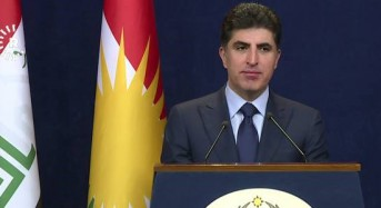 PM Barzani vows to put an end to 'chaos' caused by protests