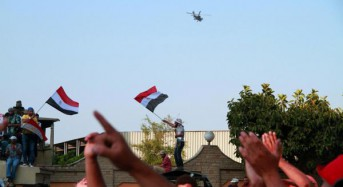 Egypt executes 15 militants over terrorism charges