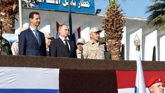 Putin declares victory in Syria, orders Russian troops home