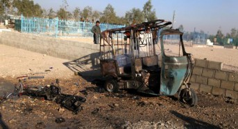 Suicide bomber kills at least 17 at funeral for Afghan official