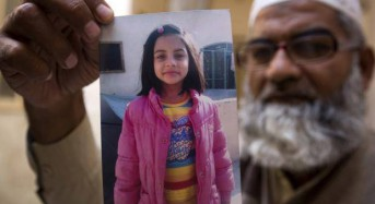 Zainab Ansari: Police arrest 'serial killer' over rape and murder of 8-year-old that sparked protests across Pakistan