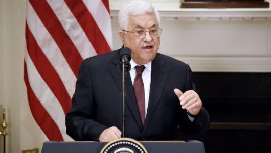 Abbas says Israel 'killed' Oslo Accords