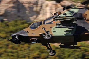 The first conversion of a Tiger helicopter, to multi-use combat capability, has been delivered to the French Defense Ministry, Airbus Helicopters, its manufacturer, announced this week. Photo courtesy of Airbus