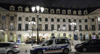 Axe-wielding robbers take $5.62M in jewels from Paris' Ritz hotel