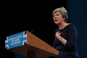 British Prime Minister Theresa May's government began shuffling Cabinet ministers on Monday, an expected move after her Conservative Party fared poorly in recent parliamentary elections. File Photo by Hugo Philpott/UPI | License Photo