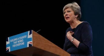 British PM Theresa May shuffles Cabinet, Conservative Party positions