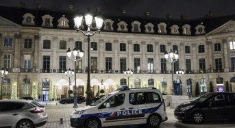 French authorities recover jewels stolen from Ritz hotel