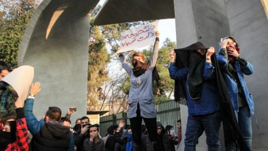 Iran releases more than 400 anti-government protesters
