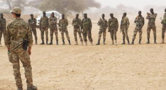 Islamic State affiliate says it attacked U.S. soldiers in Niger