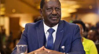 Kenya officials shut down TV coverage of opposition leader's 'swearing in'