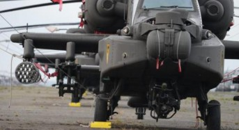 Lockheed awarded $25M for Apache helicopters for Egypt
