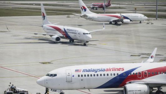 Malaysia Airlines flights forced to divert over 'technical fault'