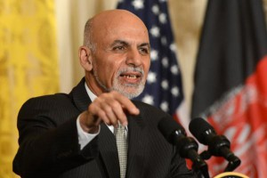Afghanistan President Ashram Ghani said Wednesday he is open to recognizing the Taliban as an official political party, as part of a proposed trade for peace in the war-torn country. File Photo by Pat Benic/UPI | License Photo