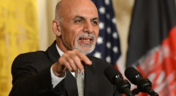 Afghan leader offers Taliban official status in peace proposal