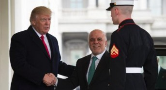 TRUMP CALLED IRAQI OFFICIALS 'THIEVES' AFTER OVAL OFFICE VISIT
