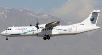 Iranian plane crashes into mountain, all 66 people on board feared dead, state TV says
