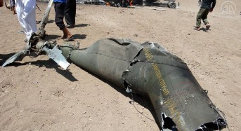 Syria: Russian warplane shot down and pilot captured by rebels in Sarqeb, opposition activists say