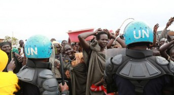 U.S. restricts arms shipments to South Sudan