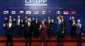 11 nations move forward with TPP-like trade deal without U.S.