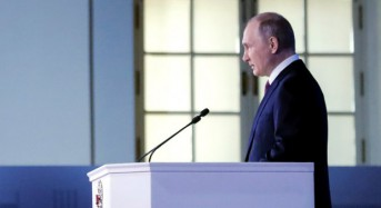 Putin says UK must clarify spy poisoning before talking with Moscow