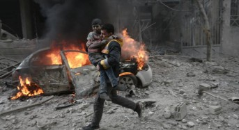 Syrian regime used chemical weapons in Eastern Ghouta, UN report says