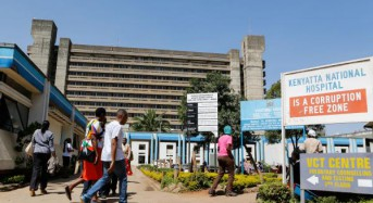 Kenyan hospital staff suspended after brain surgery on wrong patient