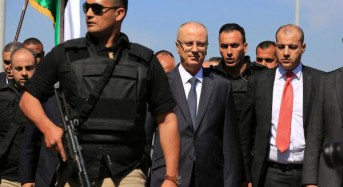 Palestinian prime minister survives assassination attempt in Gaza