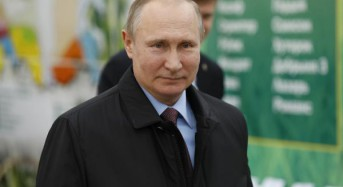 Putin criticized for saying Jews, minorities may have meddled in U.S. vote