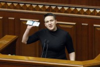 Ukrainian MP Savchenko accused of plotting to overthrow parliament