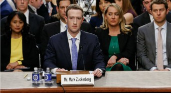 'I'm sorry,' Zuckerberg tells Congress over Facebook privacy lapses
